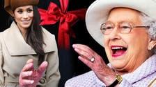 شہزادہ ہیری کی منگیتر کا ملکہ الزبتھ کے لیے انوکھا تحفہ