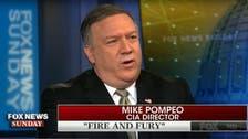 CIA chief Pompeo denies agency role in Iran unrest, predicts new violence