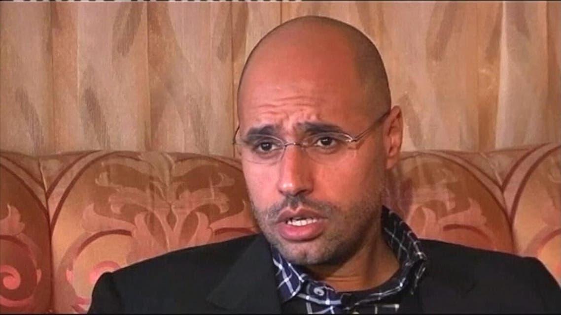THUMBNAIL_ حفتر يهاجم سيف الإسلام القذافي