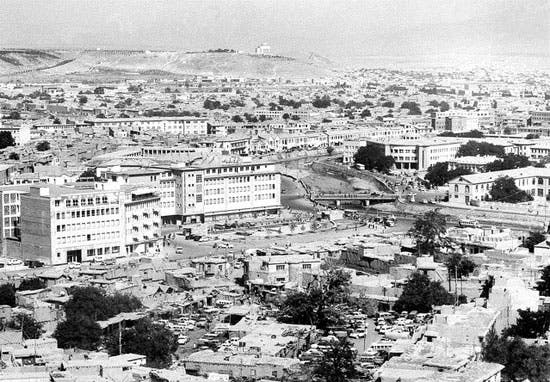 کابل پایتخت افغانستان سال 1969