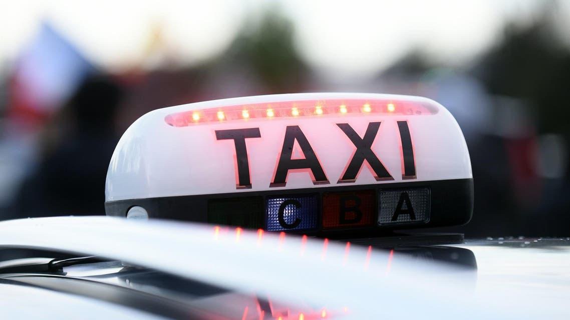 taxi Lebanon AFP