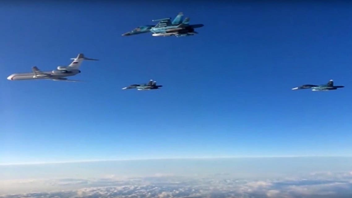 Russia Drones AFP