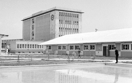 کارخانه چاپ و نشر کابل و اداره کابل تایمز سال 1966