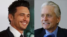 Michael Douglas, James Franco deny sexual misconduct allegations