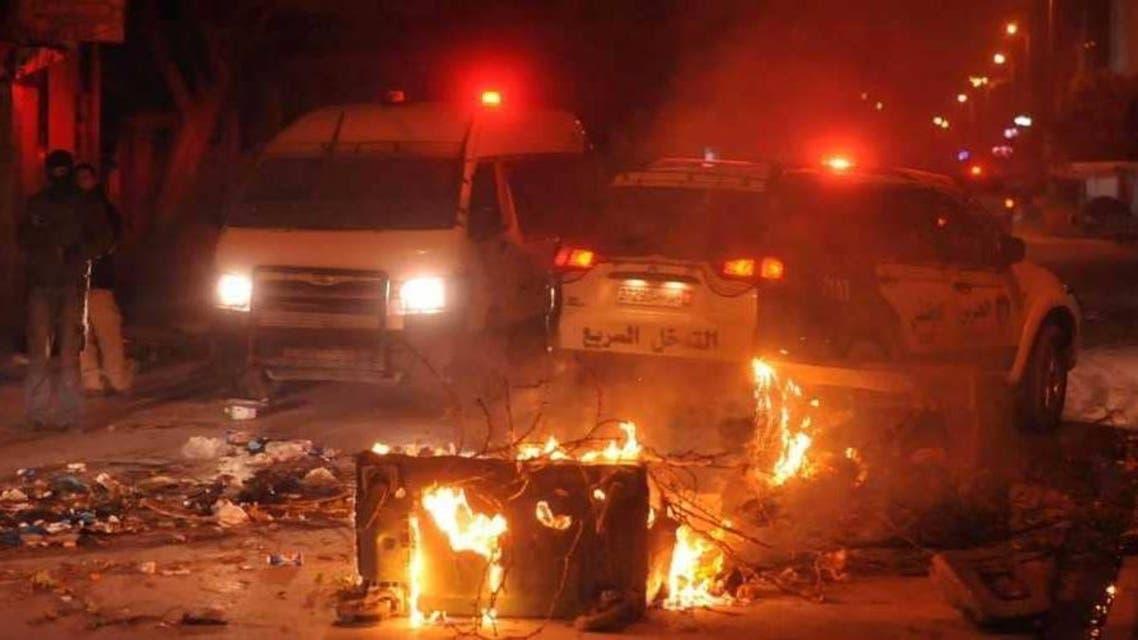 تجدد أعمال العنف في تونس