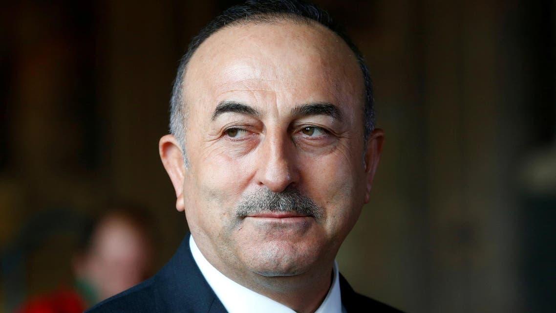 Foreign Minister Mevlut Cavusoglu. Reuters