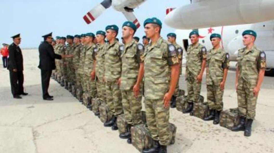 آذربایجان تعداد سربازانش در افغانستان را افزایش داد