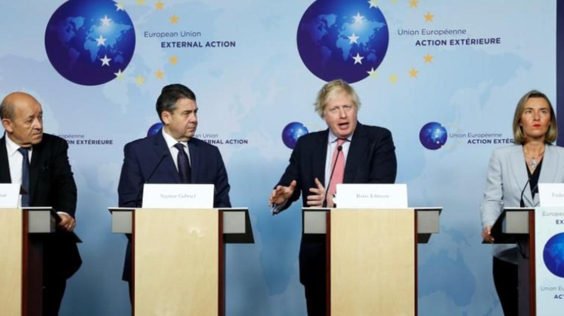 الأوروبيين والإتفاق النووي