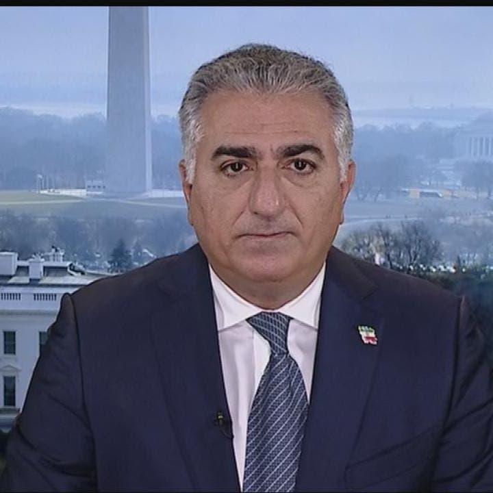 رضا بهلوي يدعو لتقديم خامنئي للجنائية الدولية