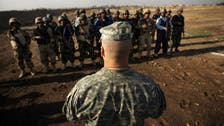 Surrender or be shot in the face, senior US soldier tells ISIS