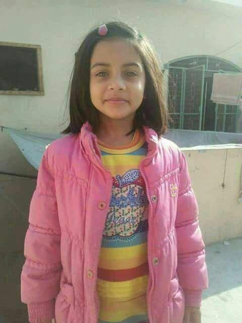زینب 8 ساله که به او تجاوز شد و سپس به قتل رسید