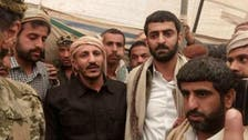 PICTURES: Nephew, head of security of Yemen's Saleh, makes first appearance