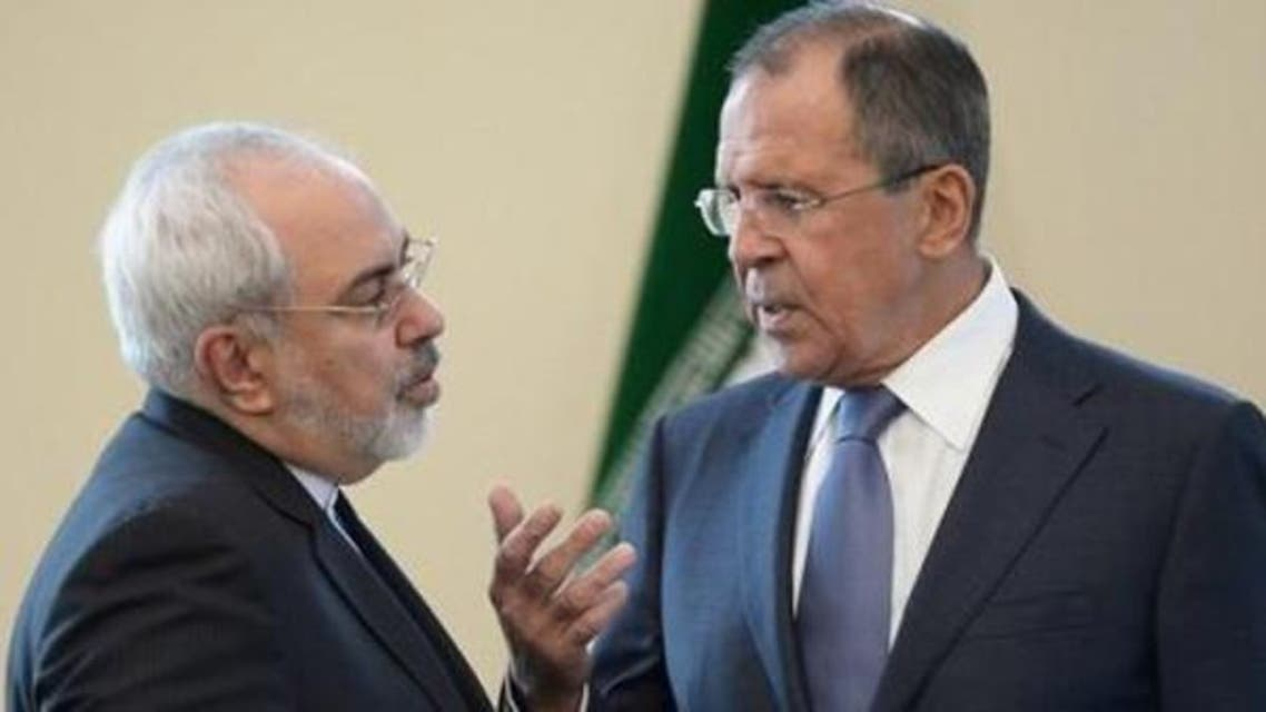 Russian and irani foreign ministers