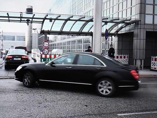 مسؤول إيراني بارز يهرب من ألمانيا خوفاً من الاعتقال