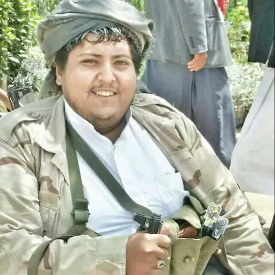 القيادي الحوثي علي شرف الدين