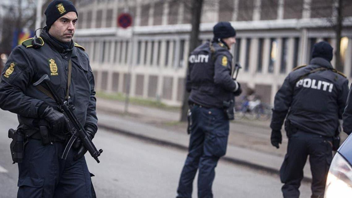 قوات أمن دنماركية