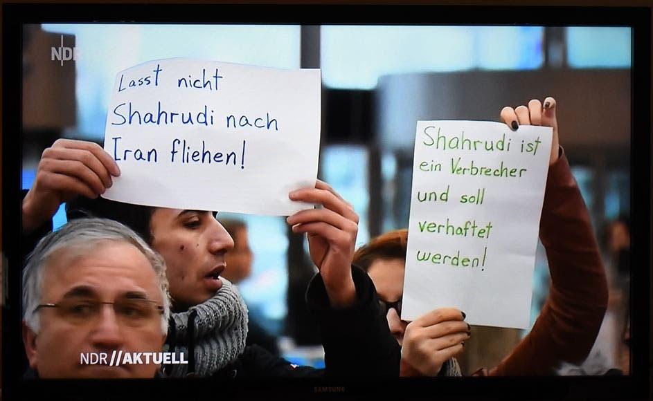 وقفات احتجاجية أمام المستشفى