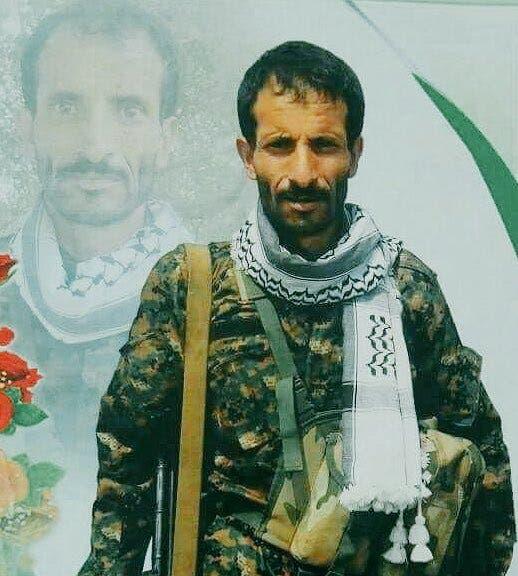 القيادي الحوثي أحمد عسكري أبو بلال