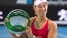 Former No 1 Angelique Kerber wins 9th in a row to clinch Sydney title