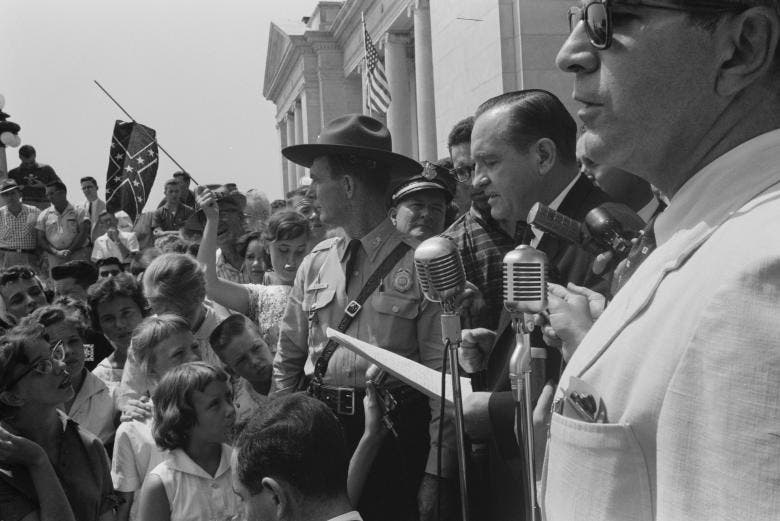 Looking back at America's civil rights movement