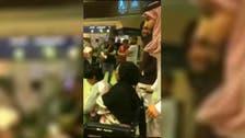 Saudi family in tears as they bid farewell to housemaid of 33 years