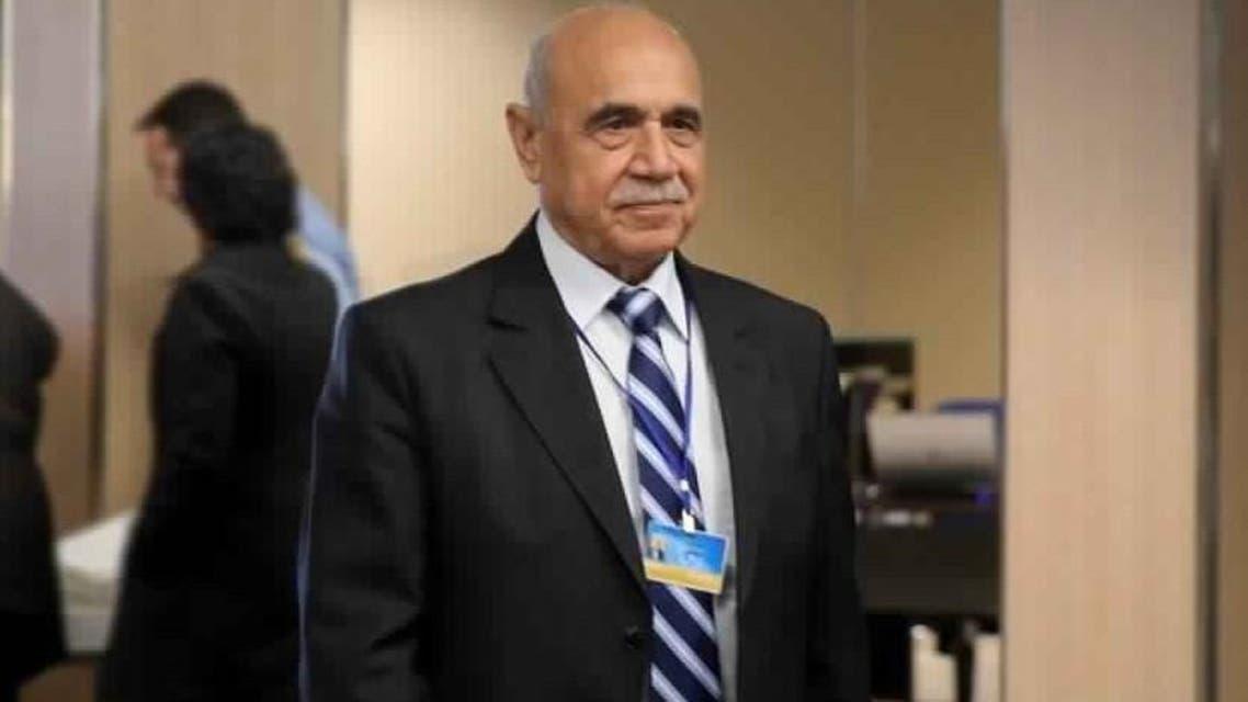 الكاتب والمعارض السوري منير درويش