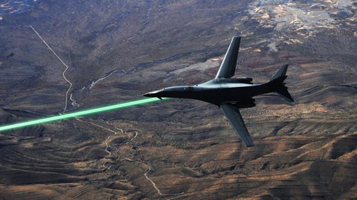 منظومة أسلحة دفاعية بالليزر السائل ذي الطاقة العالية