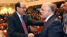 Iraq elections: Abadi, Maliki to run on different lists