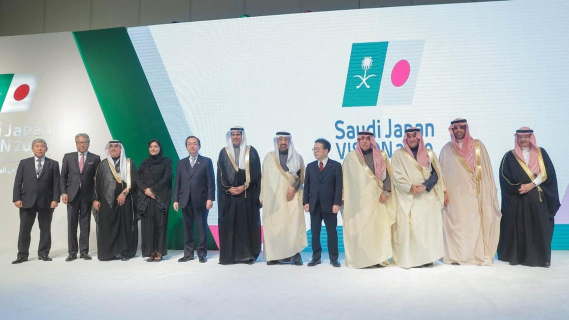 Saudi Arabia hosted on Sunday a Saudi-Japanese business forum where several MoUs have been signed. (SPA)