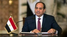 Egypt's president ratifies law aimed at cracking down on fake news