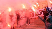 Violent protests resume in Tunisia after two days of calm