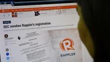 Philippine news website Rappler's license revoked after Duterte threat