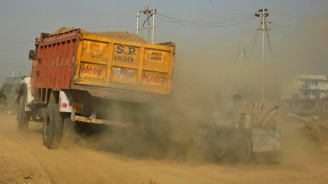garbage truck AP