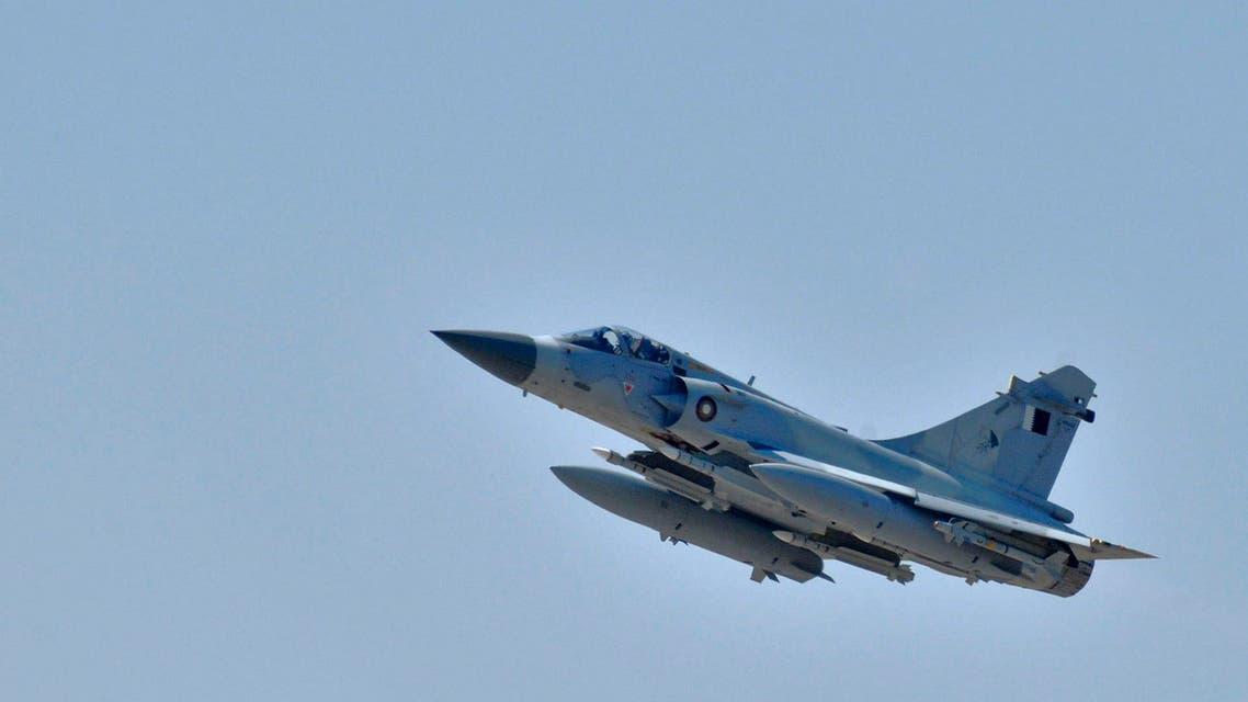 Qatar UAE fighter jet. (File Photo: Reuters)