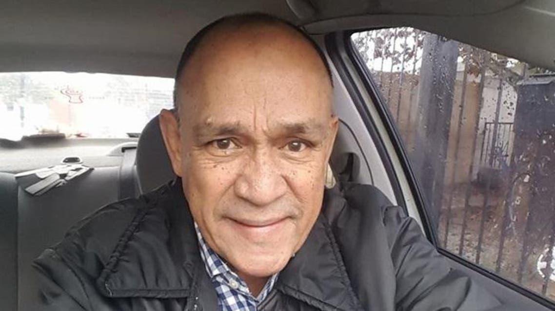 Carlos Dominguez was murdered Saturday afternoon in the city of Nuevo Laredo. (via Facebook)