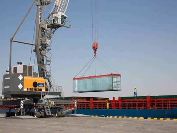 الأمم المتحدة تعلن وصول رافعات متحركة إلى ميناء الحديدة
