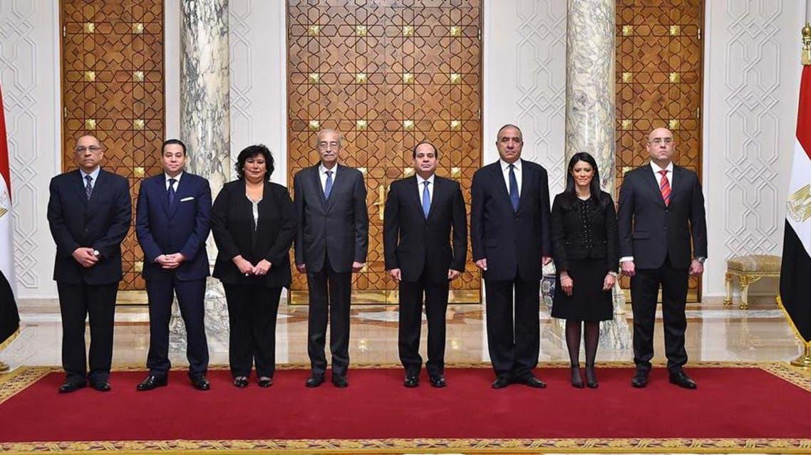 لأول مرة بمصر.. 6 وزيرات بحكومة واحدة