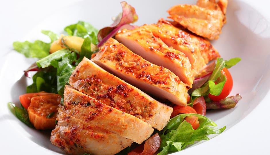 وجبة منخفضة السعرات الحرارية