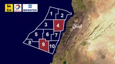 لبنان يبدأ اليوم رحلة التنقيب عن النفط والغاز في سواحله