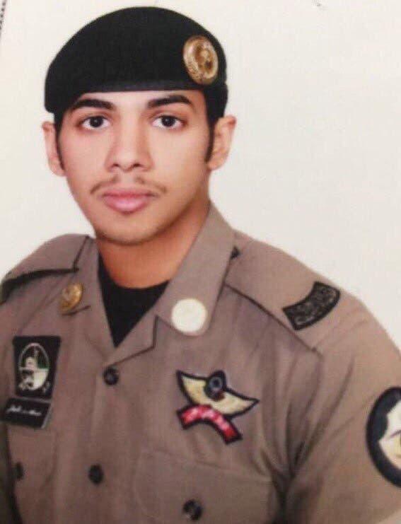 الجندي الشهيد عبدالله القحطاني