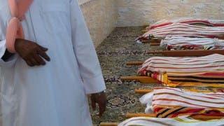 فاجعة بالصور.. 7 جثث متراصة لأشقاء وأمهم في السعودية
