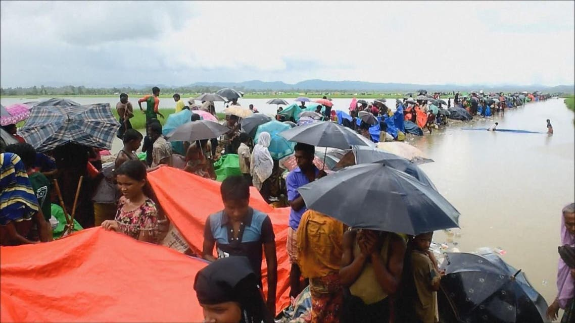THUMBNAIL_ الإعلان عن خطة عودة الروهينغا إلى ميانمار خلال عامين