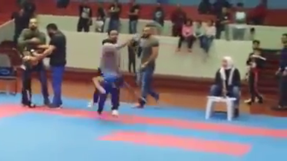 Kuwaiti man assaults Egyptian child for defeating his son in kickboxing