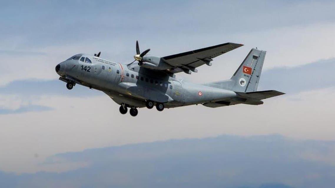 هواپیمای باربری ترکیه