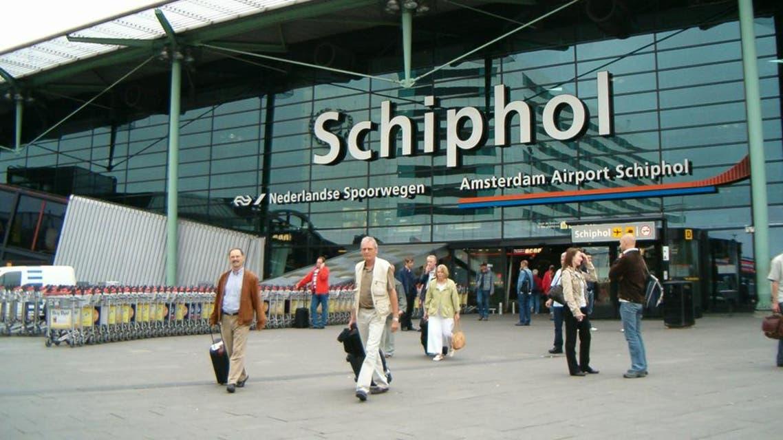 مطار شيبول بأمستردام