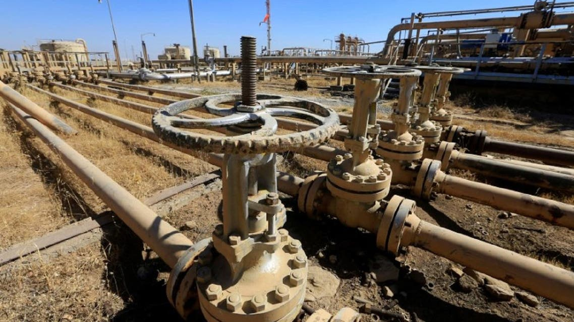 The oilfields in Kirkuk were taken back under Baghdad's control last October after Iraqi forces dislodged Kurdish fighters.(Reuters)