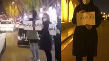إيران.. اعتقال 4 نساء بأصفهان طالبن باستفتاء