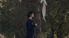 Iran headscarf protester arrested: lawyer