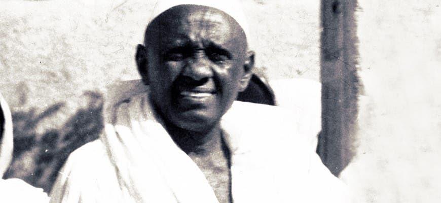 المفكر السوداني محمود طه