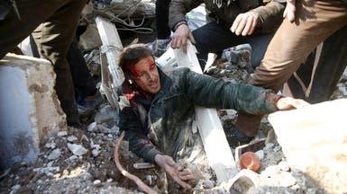 مطالبة أممية بإدانة غارات الأسد على إدلب والغوطة
